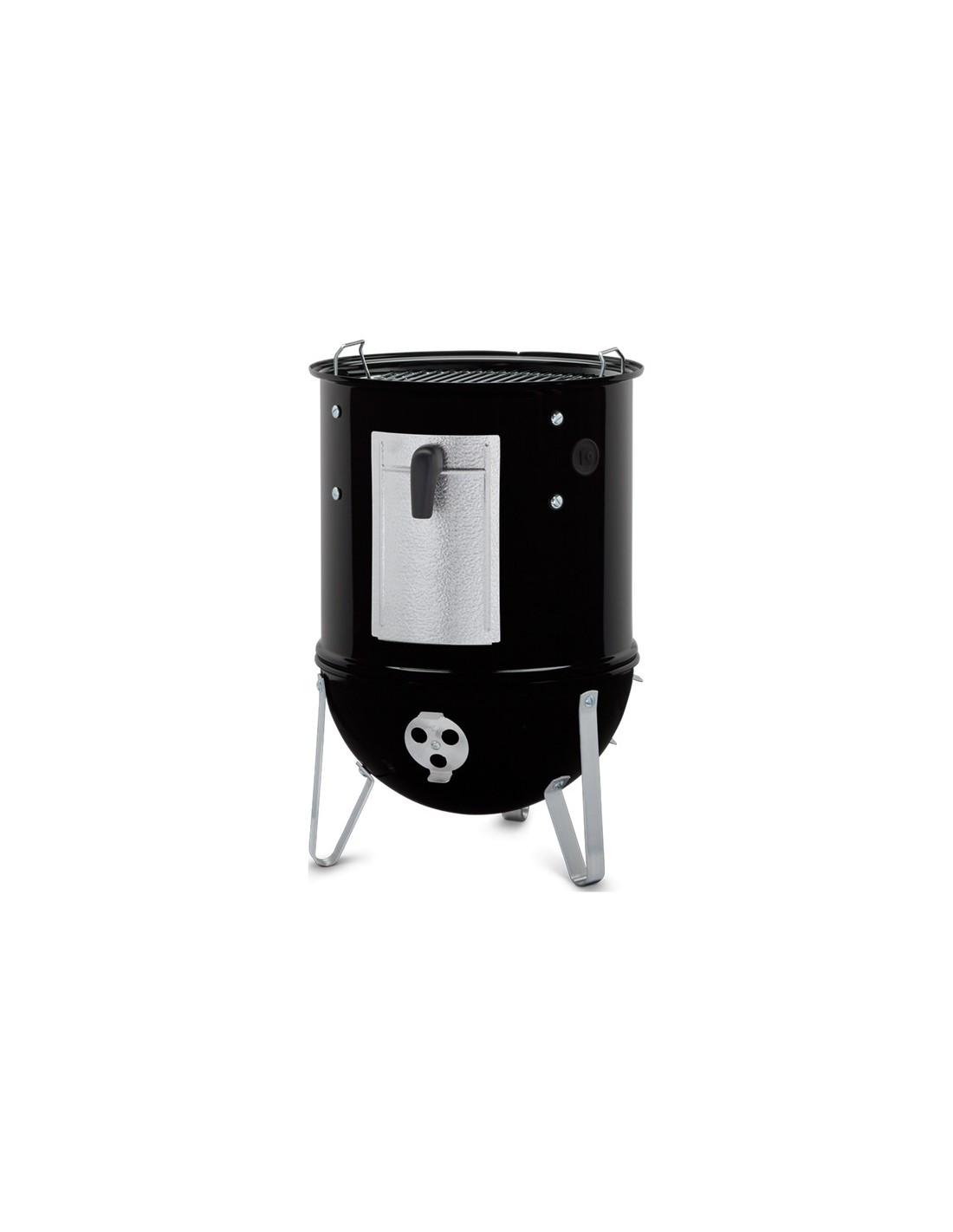 fumoir smokey mountain cooker 37 cm black weber. Black Bedroom Furniture Sets. Home Design Ideas