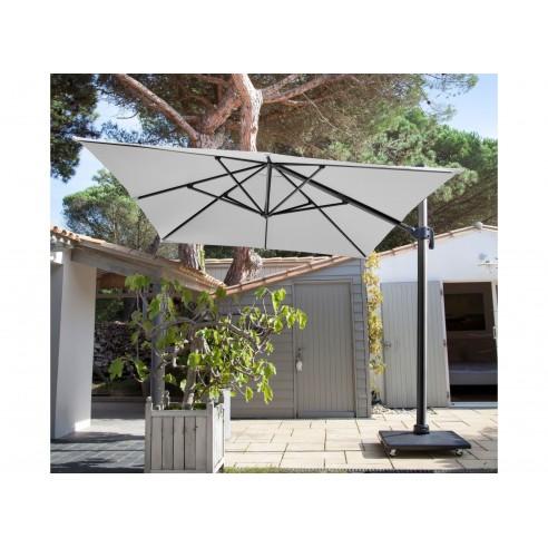 parasol d port 3x4m nh rotatif proloisirs. Black Bedroom Furniture Sets. Home Design Ideas