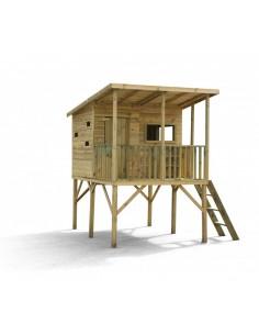 Maisonnette Galibier en bois