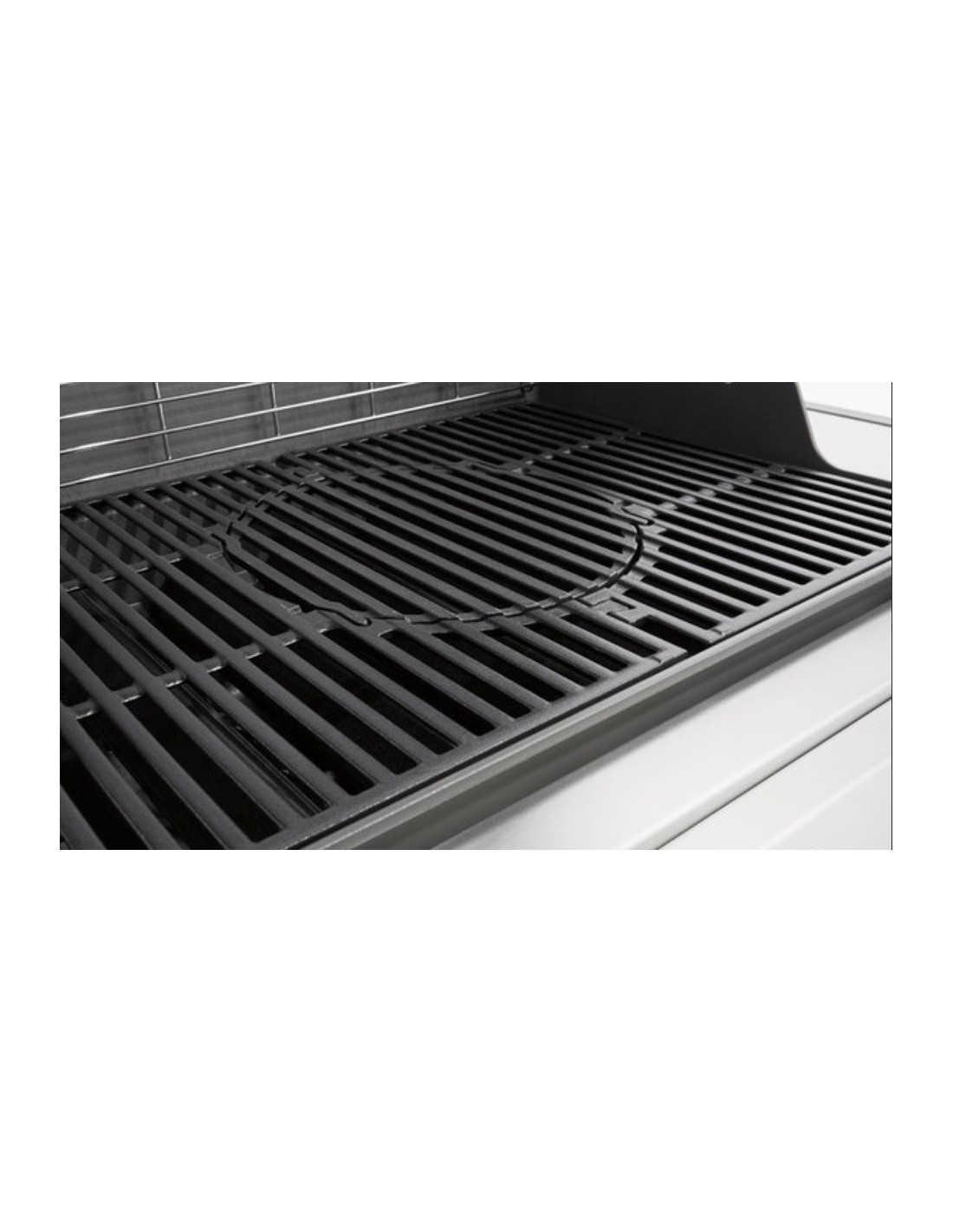 Barbecue à gaz Genesis II LX S-640 Gbs inox + plancha ...