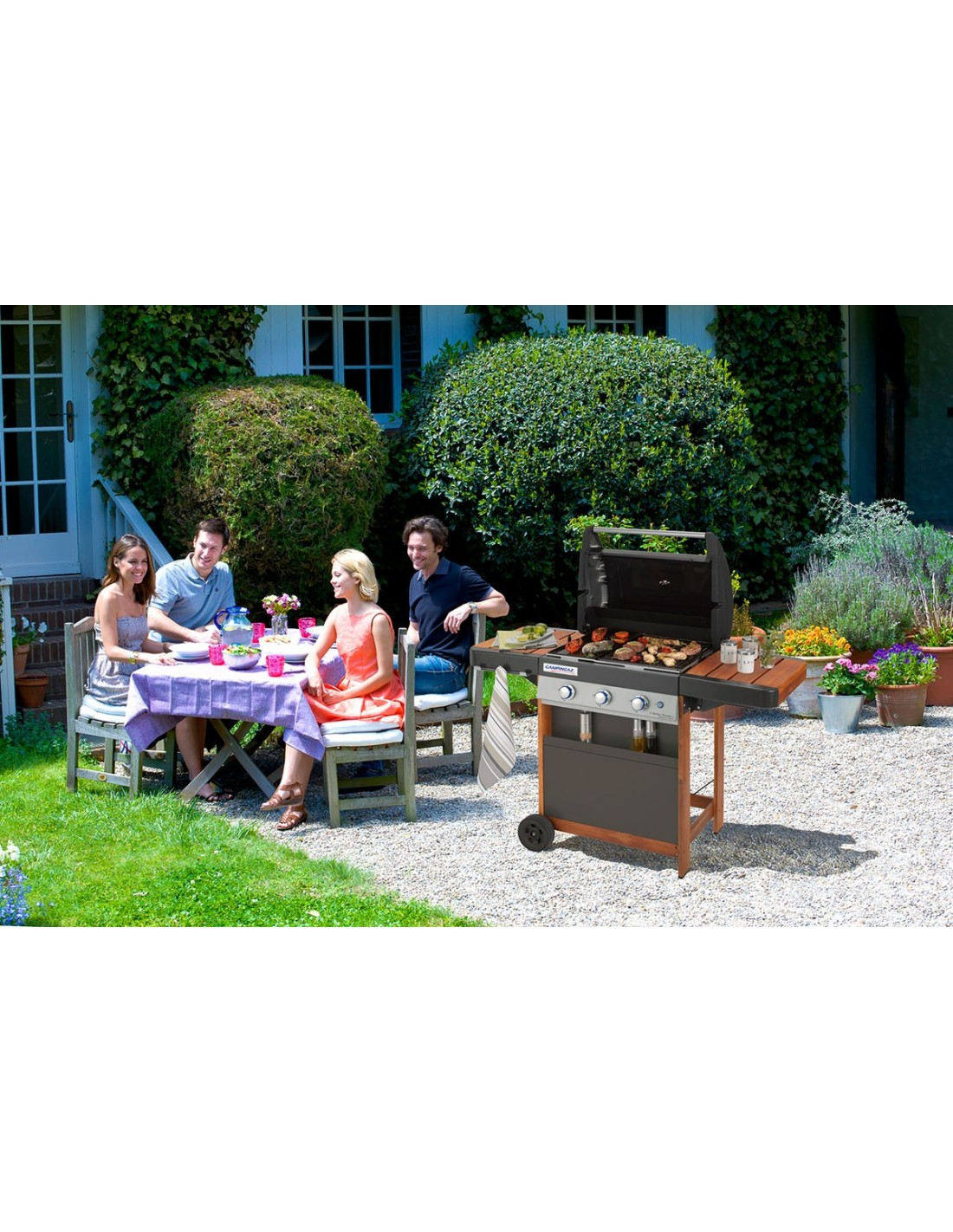 barbecue gaz 3 series classic wld campingaz. Black Bedroom Furniture Sets. Home Design Ideas