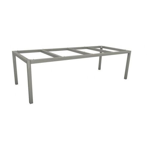 Table Stern 250 x 100 cm Graphite - Plateau HPL au choix