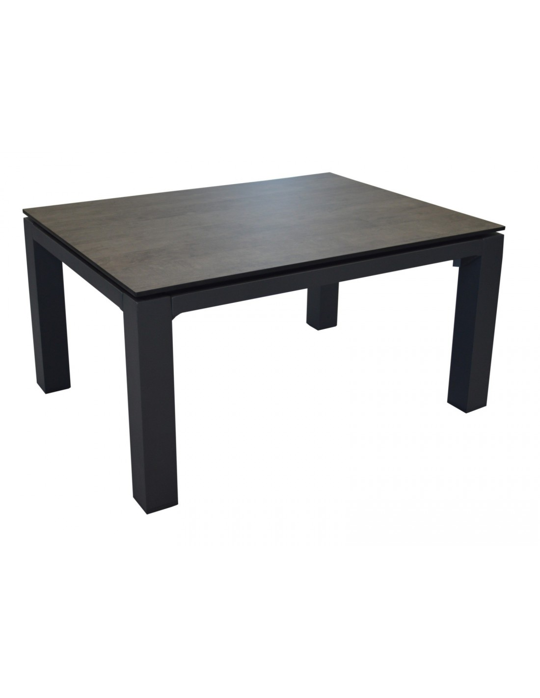 table basse stoneo retangle 80 x 60 cm coloris au choix oc o. Black Bedroom Furniture Sets. Home Design Ideas
