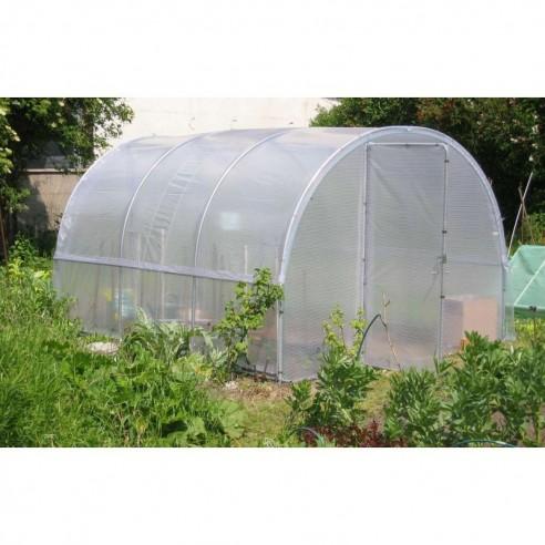 Serre jardinière de 3x4 m en PVC armé...