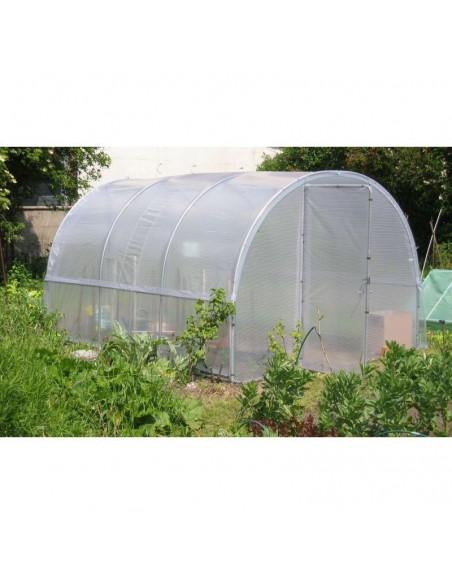 Serre jardinière au choix de 12 à 24 m²