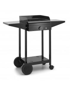 Chariot Plancha Origin Acier noir 45 - Forge Adour