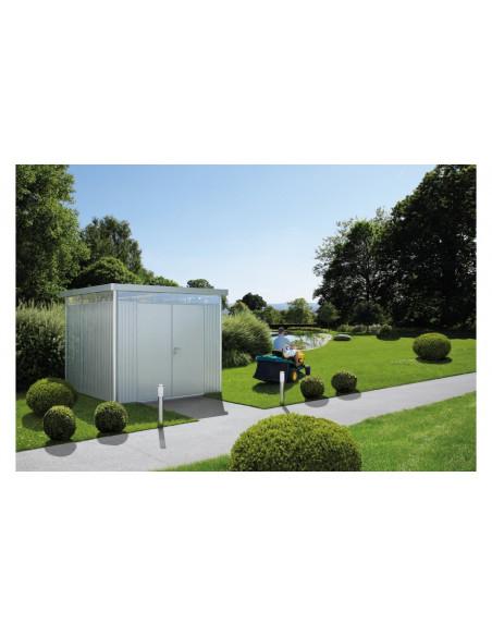 Abri de jardin Highline Biohort double-portes - De 4.3 à 8.7 m²