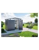 Abri de jardin Panorama Biohort - De 4.31 à 8.7 m²