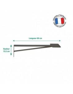Equerre de fixation pour girouette - Louis Moulin