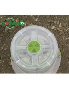 Cloche potagère à forcer Modul'o 35 - Pouss'vert
