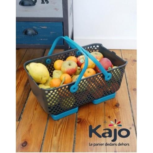 Panier de récolte Kajo 15L coloris au choix - Pouss'vert