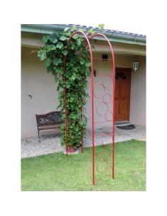 """Arche """"bulles"""" coloris rouge ou vert sapin - Louis Moulin"""