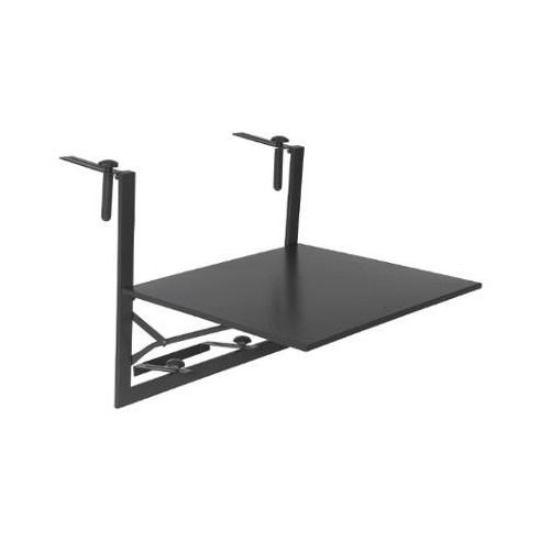tablette rabattable baltra acier hesperide. Black Bedroom Furniture Sets. Home Design Ideas