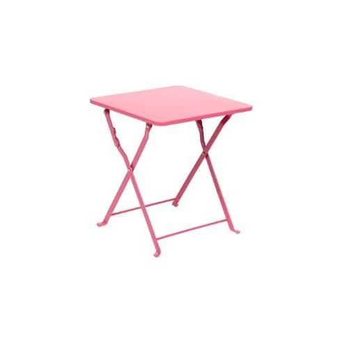 Table d'appoint Nindiri - L.40 x P.40 x H.45 cm - Hespéride