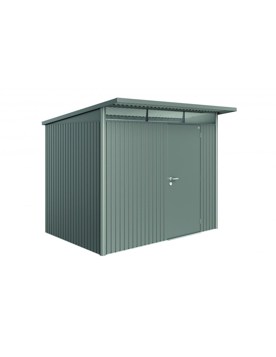 abri de jardin avantgarde biohort simple porte de 4 9 9 m. Black Bedroom Furniture Sets. Home Design Ideas