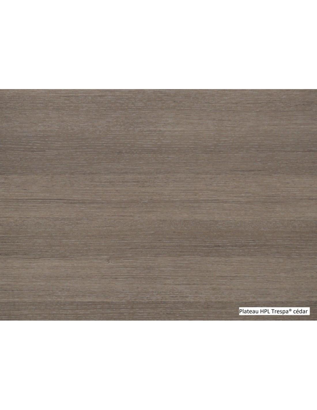 table basse ston o 60 x60 cm en aluminium et trespa hpl. Black Bedroom Furniture Sets. Home Design Ideas