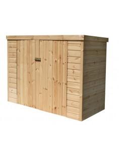 Armoire de rangement Kikka de 1.9 m² avec plancher