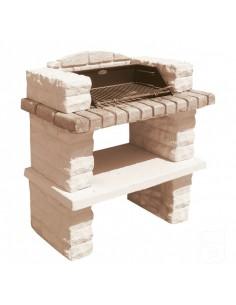 Barbecue Sonnac en pierre reconstituée - Grandon