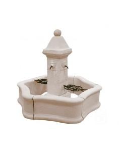 Fontaine Provence en pierre reconstituée - Grandon
