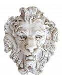 Tête de Lion H.47 cm en pierre reconstituée - Grandon