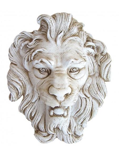 Tête de lion jet d'eau au choix H.47 cm Grandon