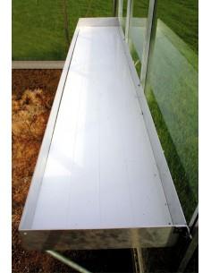 Table pour plantes de 217 x 42 cm ACD - Coloris au choix