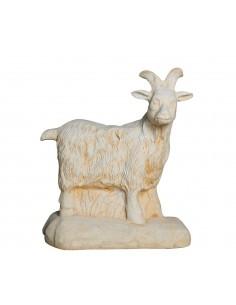 Chèvre H.46 cm en pierre reconstituée - Grandon