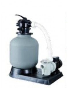 Poolfilter Set 400 - 6,0 m³/h pour piscine inférieur à 30 m³ UBBINK - Outsideliving