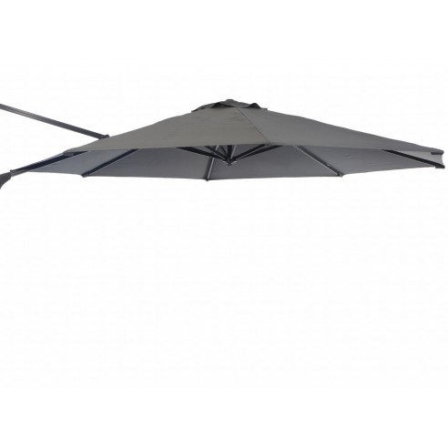 toile de parasol d port 350 cm polyester proloisirs. Black Bedroom Furniture Sets. Home Design Ideas