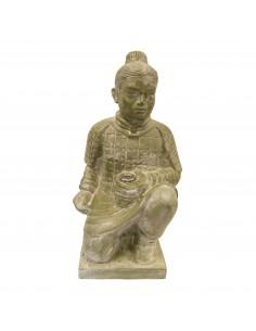 Fontaine Bouddha d'extérieur H.47 cm Shangai - Outsideliving