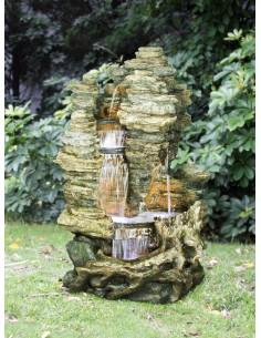 Fontaine chute d'eau Miami H.157 cm - Ubbink