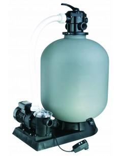 Poolfilter Set 600 - 13,0 m³/h pour piscine inférieur à 100 m³ UBBINK - Outsideliving