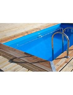 Liner Bleu pour piscine différentes tailles - Ubbink