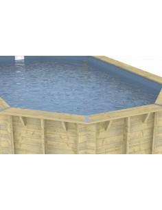 Liner Gris pour piscine différentes tailles - Ubbink