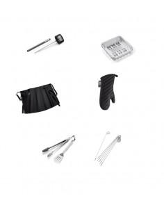 Pack de 6 accessoires pour cuire au barbecue - Weber