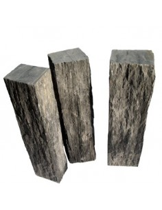 Bordure en schiste naturel 50x10x8 cm