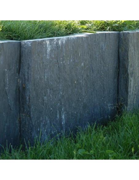 Plaque de schiste naturel 100x30x6 cm