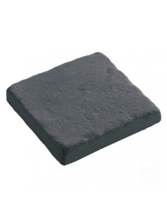 Pavé Touraine anthracite 12x12x2 cm