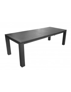 Table de jardin Latino 180/240 x 98 cm extensible - Proloisirs