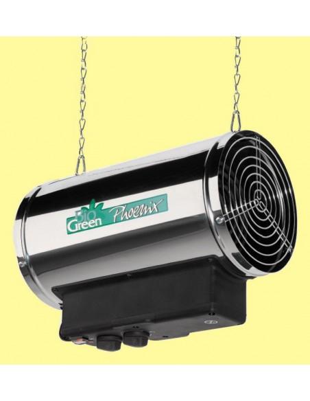 Chauffage à ventilateur Phoenix ACD pour tous types de serres