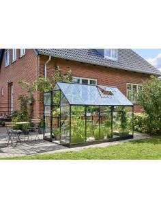 Serre de jardin en verre trempé en vente sur Serres et Abris