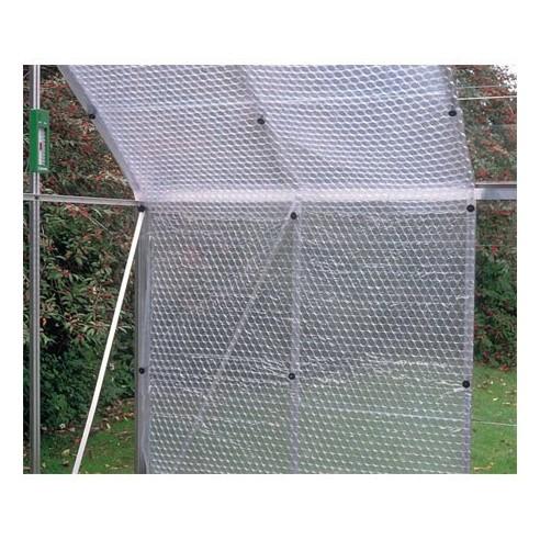 Rouleau de plastique bulles pour isolation acd tous for Bache plastique pour serre de jardin