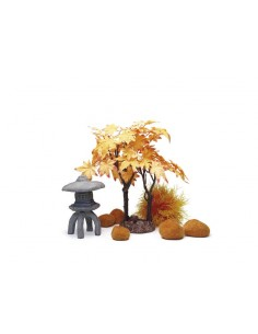 Set de Décor Artificiel Automne 30L Biorb - Oase