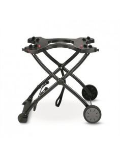 Chariot pliable pour barbecues Weber Q series 1000 et 2000