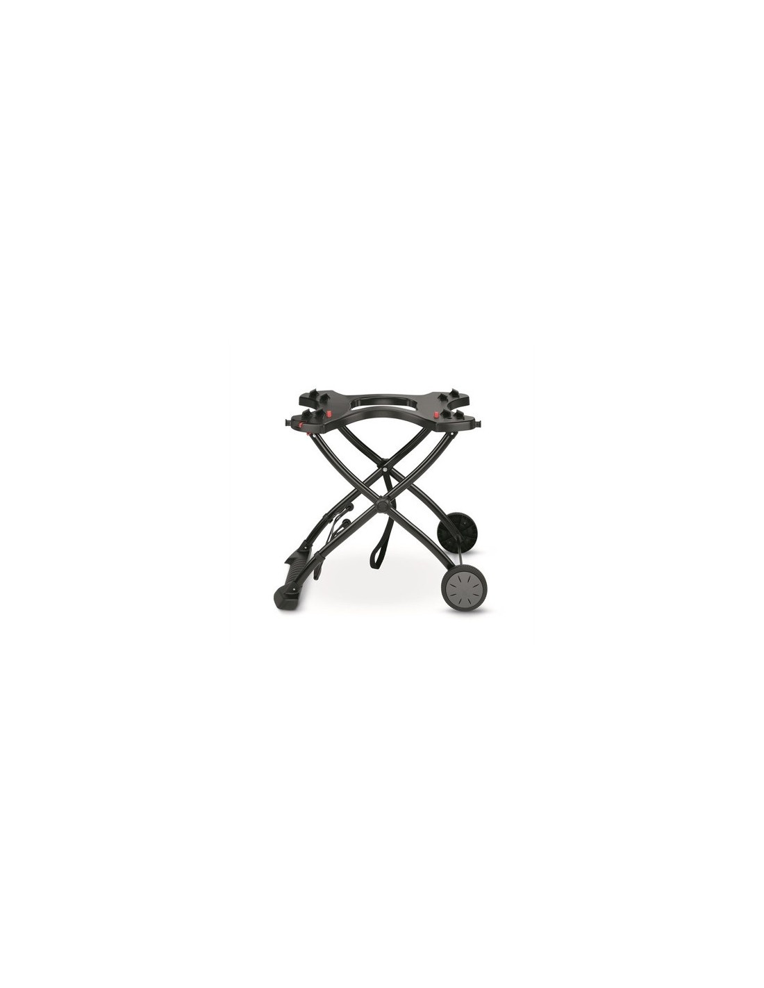chariot pliable 6557 pour barbecues weber q series 1000 et 2000. Black Bedroom Furniture Sets. Home Design Ideas