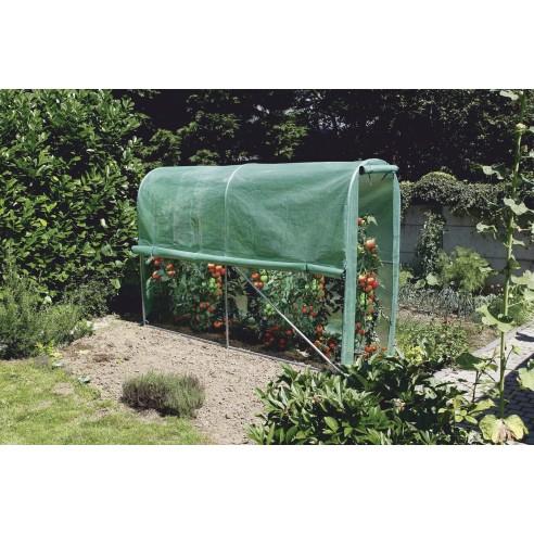 Serre Tomato greenhouse NORTENE de 3 m² - Bâche PE armé 140g/m²