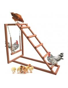 Aire de jeu Chicken Activity - CPF