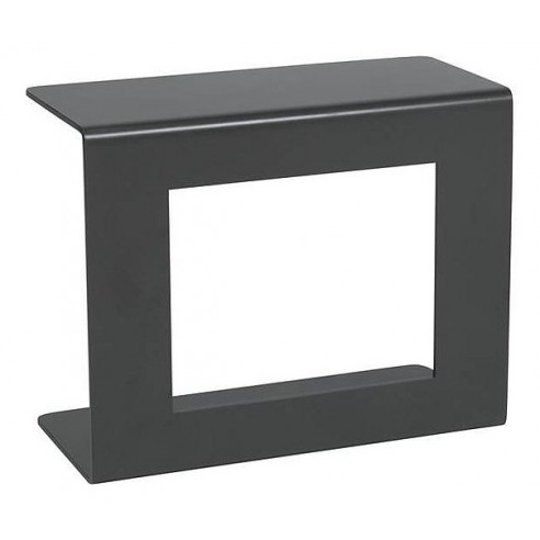Table d\'appoint Goa Aluminium Anthracite - Stern