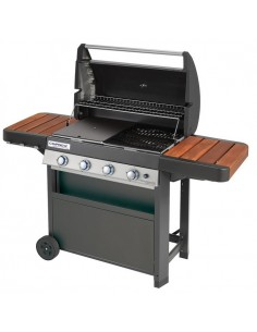 Barbecue à gaz 4 series classic WLD avec plancha