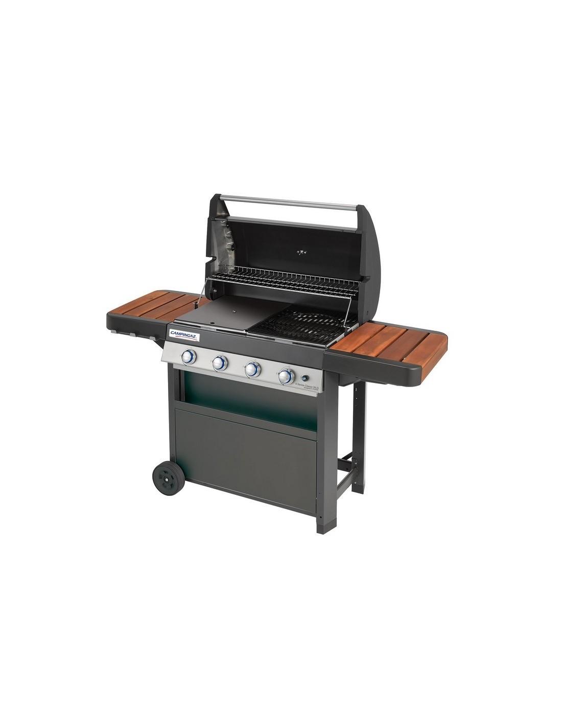 Barbecue Gaz Et Plancha barbecue gaz campingaz 4 series classic wld - serres et abris